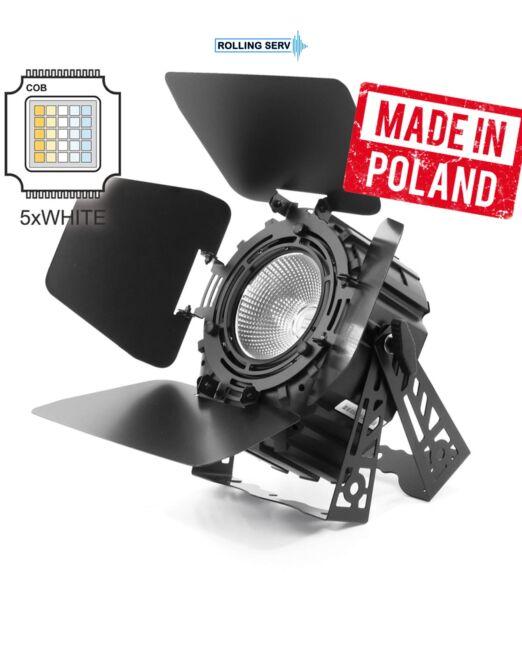 LED PAR 64 250W WHITE 2000-9000K