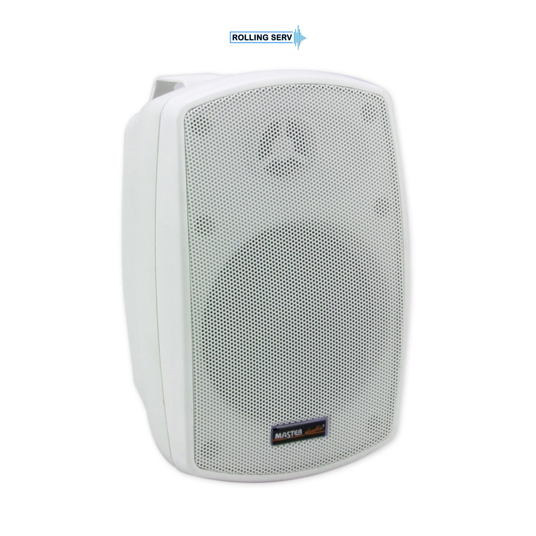 Boxa sistem audio ambiental Master Audio NB500TW