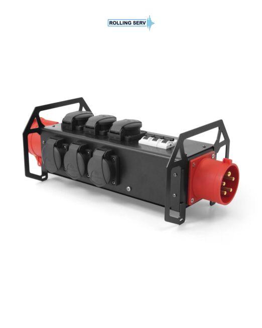 POWER-BAR-0,5m-8x-16A-230V