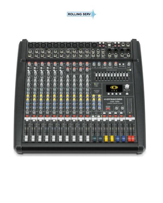 Mixer analogic Dynacord CMS 1000-3