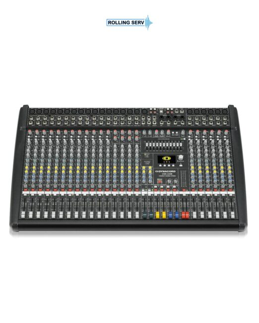 Mixer audio profesional